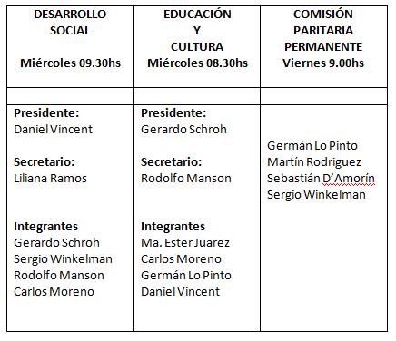Comisiones Ordinarias 2017 pic2