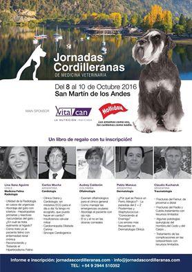 Afiche Jornadas Veterinarias