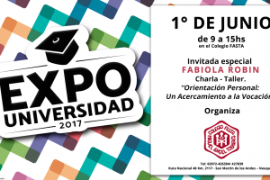 Expo universidad 2017