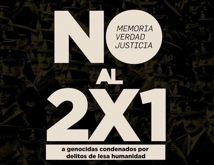 No al 2x1